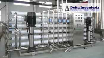 tratamiento de aguas y efluentes, empresa