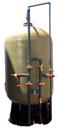 ablandador de agua Manual de 500lts